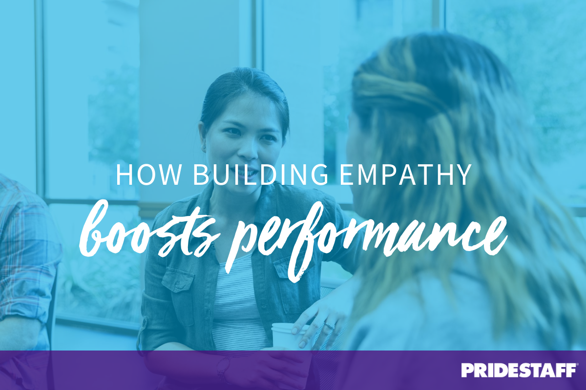 empathy boosting job performance