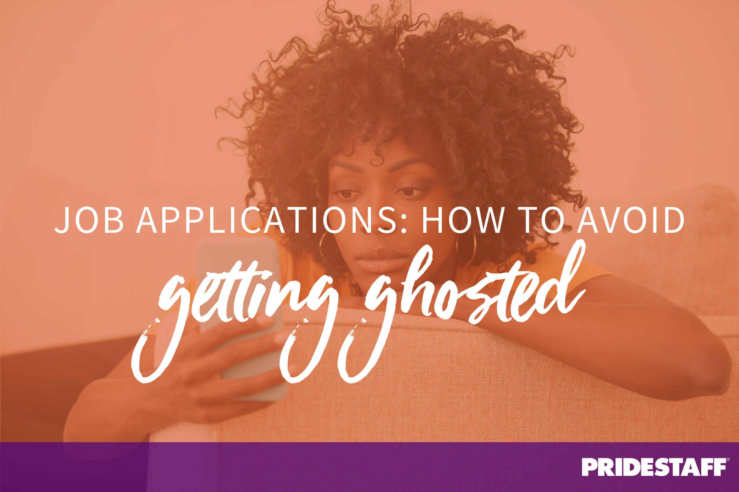 avoid getting ghosted