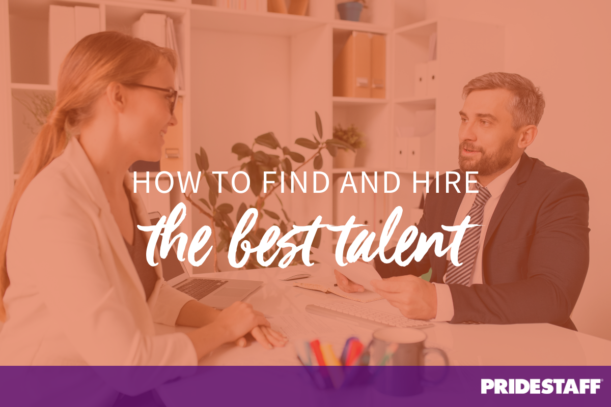 find an hire best talent