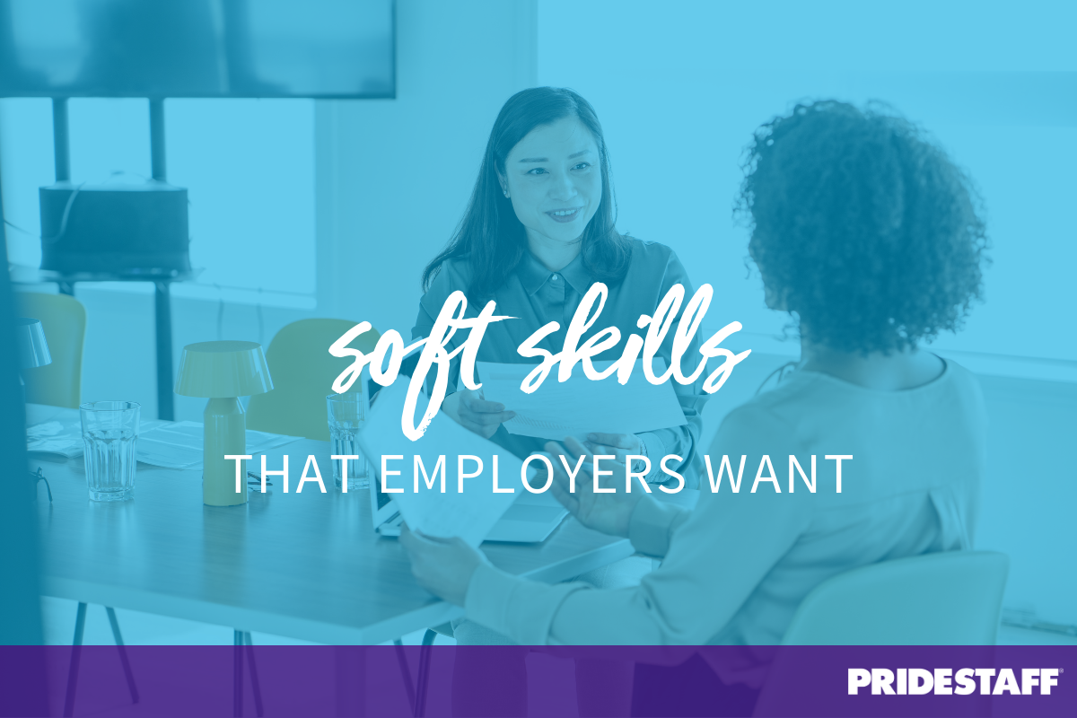 soft skills employers are looking for